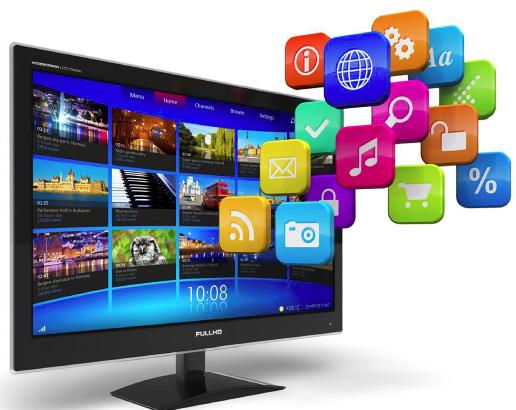 Web et télévision connectée w c bureau france page
