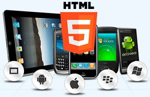 web app HTML5